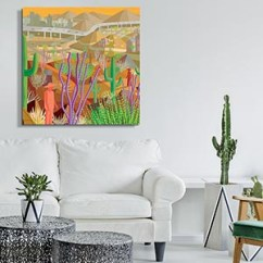 Canvas Prints For Living Room Sets Austin Tx Shop By Icanvas Black White Contemporary Southwest Artwork