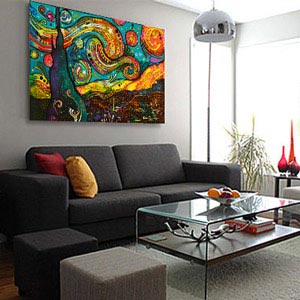 canvas prints for living room relaxing paint colors large wall art big icanvas photography colorful accents