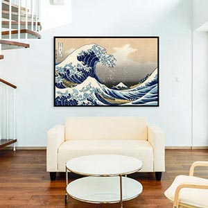 large canvas art for living room ideas small wall big prints icanvas vintage fine