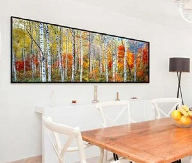 Panoramic Canvas Wall Art