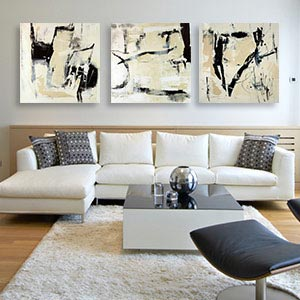 modern artwork for living room gray and cream ideas large wall art big canvas prints icanvas panoramic sets