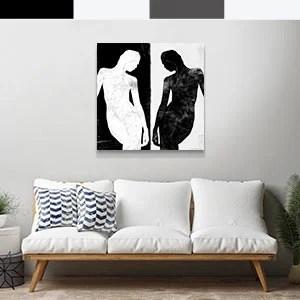 shop by color canvas