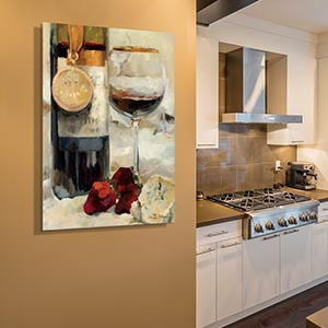 artwork for kitchen rack canvas art prints icanvas blueprints wine lovers