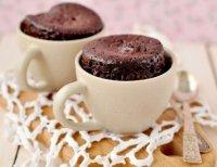 Nutella-Schoko-Tassenkuchen - Rezept - ichkoche.at
