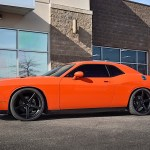 Dodge Challenger Ar920 Blockhead Gallery Perfection Wheels