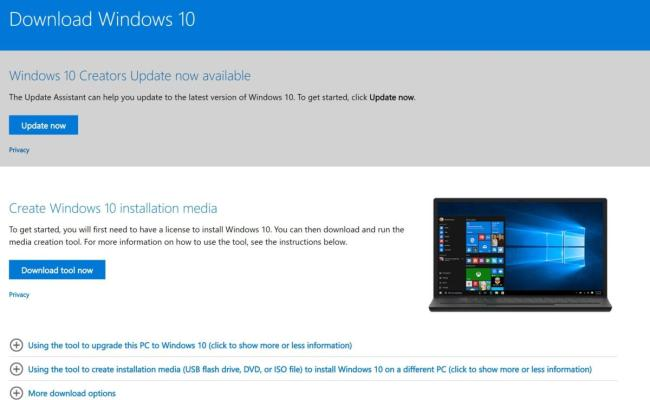 How To Download A Windows 10 Iso File Pcworld