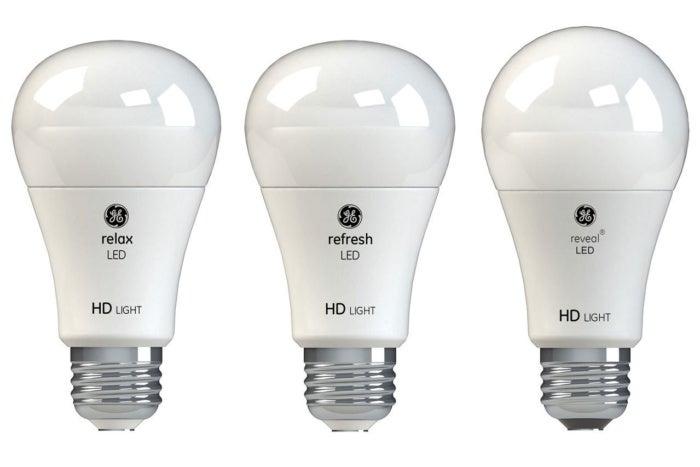 Reveal Light Bulbs Color Temperature