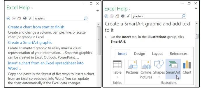 03 Using excels help menu and tutorials