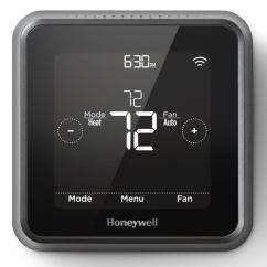 Honeywell Wifi Thermostat Kit Rascal 600f Scooter Wiring Diagram Lyric T5 Smart Review Not As Advanced Some But Less Expensive Than Many