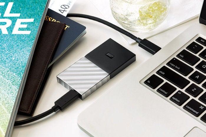 WD My Passport SSD review : SSD Eksternal Kecil Namun Kencang