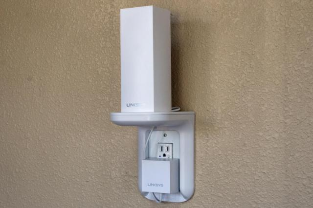 echogear with linksys velop