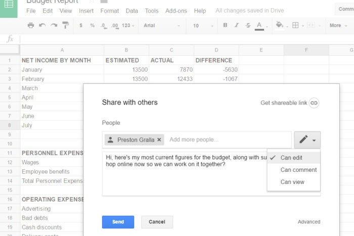 Google updates Sheets with macro record features | Computerworld