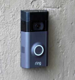 ring video doorbell 2 review better features new frustrations techhive [ 1600 x 1065 Pixel ]