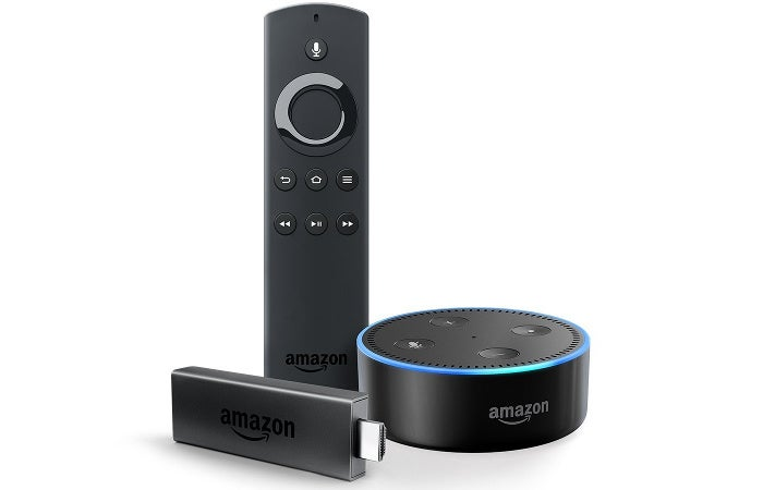 Amazon Has A Fire TV Stick And Echo Dot Bundle For 60