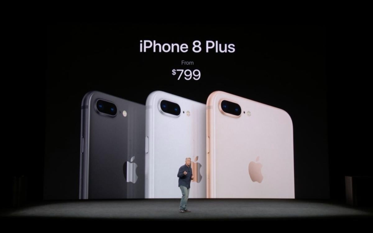 iPhone 8 and 8 Plus: Wireless charging. Portrait Lighting. and five more features you'll want   Macworld