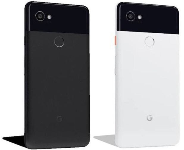 pixel 2 xl leak render