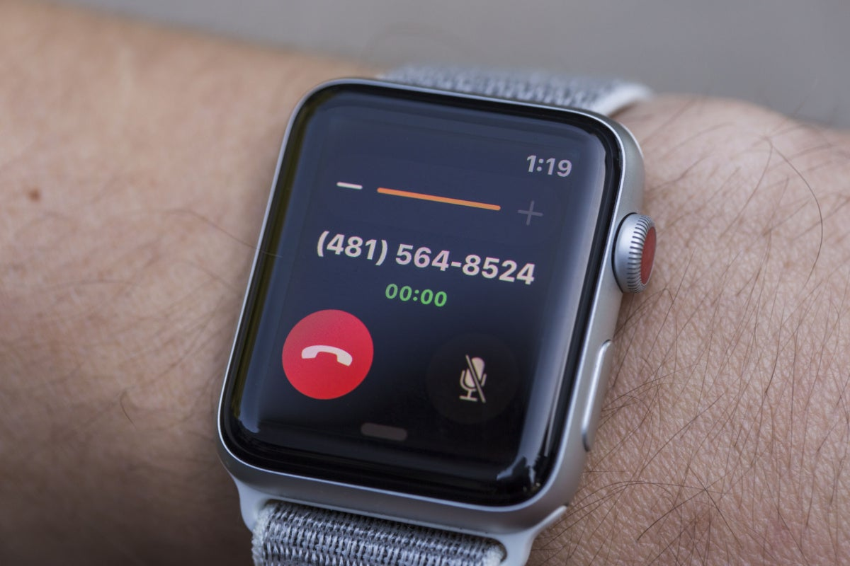 Stopping And Starting Lte Apple Watch Series 3 Service
