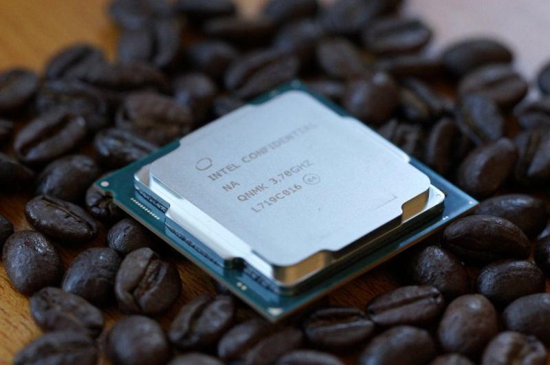 Core i7-8700K Kahve Gölü