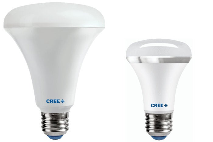 cree br30 and r20 led