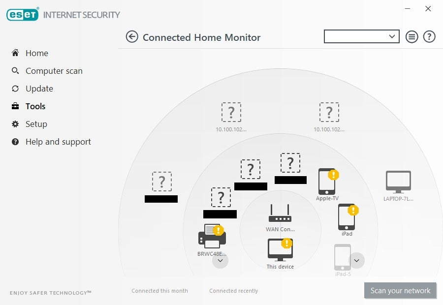 ESET Internet Security review: A highly rated security