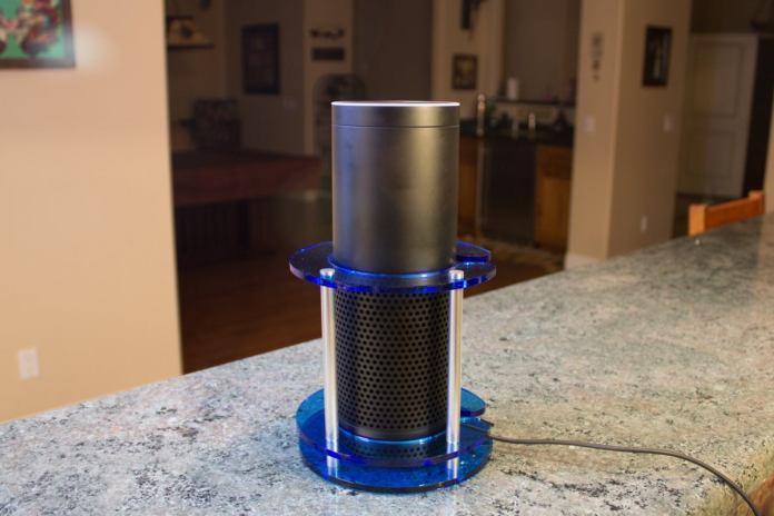 wasserstein acrylic speaker stand
