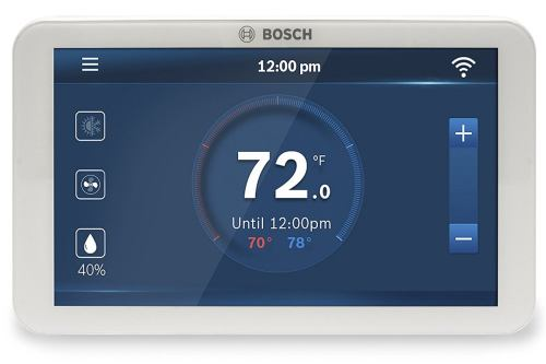 small resolution of bosch connected control bcc100 wi fi thermostat review pretty to look at easy to program techhive