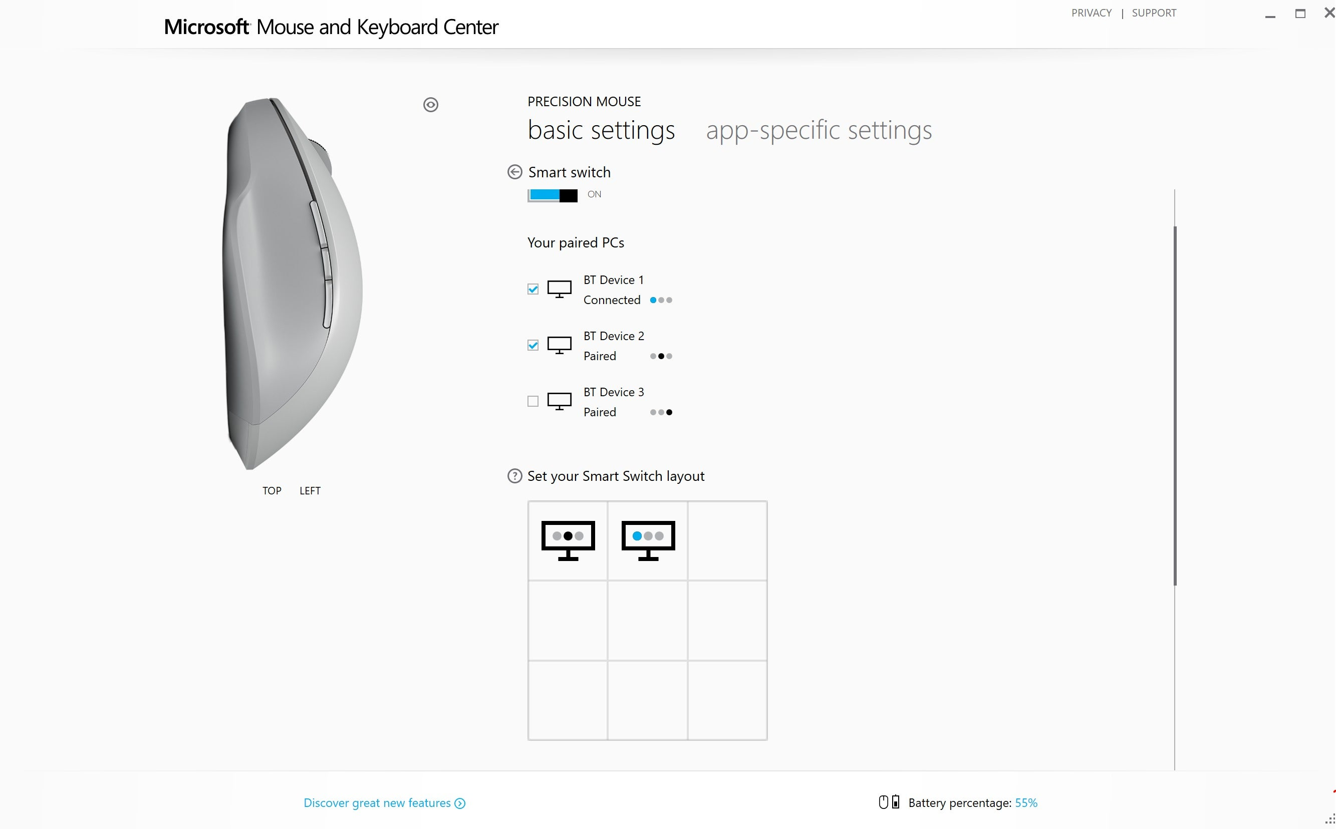 Microsoft Surface Precision Mouse review: A flagship mouse