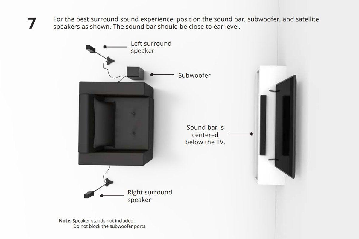 hight resolution of sb3651 e6 installation manual vizio