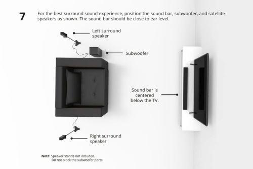 small resolution of sb3651 e6 installation manual vizio