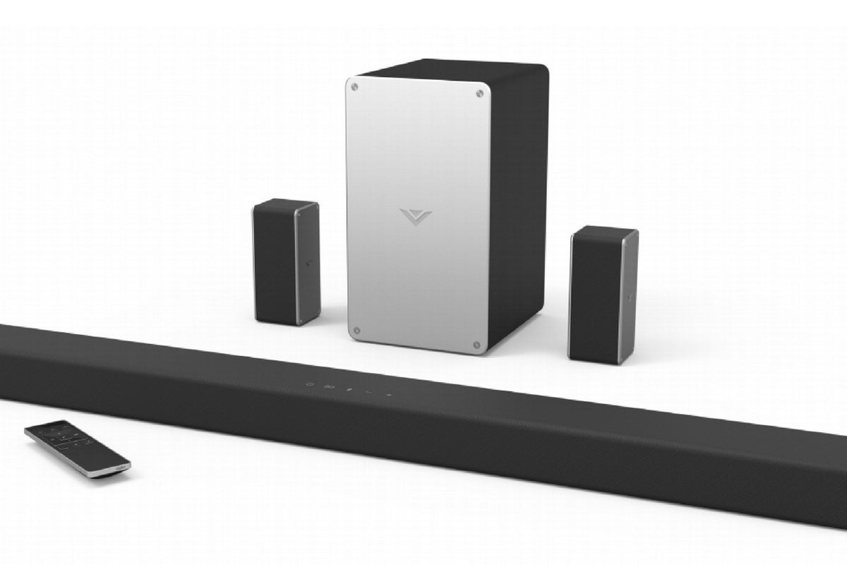 hight resolution of vizio smartcast sound bar model sb3651 e6 review the high tech feature set comes with a few sonic tradeoffs techhive