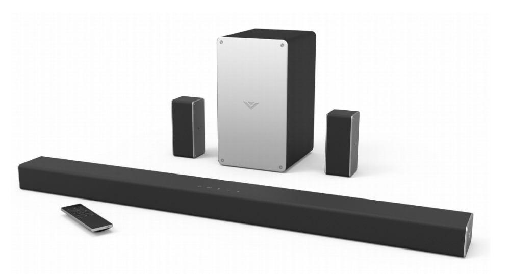 medium resolution of vizio smartcast sound bar model sb3651 e6 review the high tech feature set comes with a few sonic tradeoffs