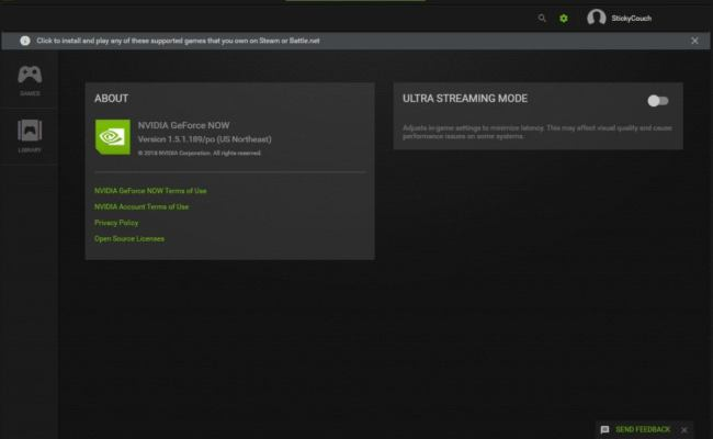 Geforce Now For Pcs Hands On Price Performance System
