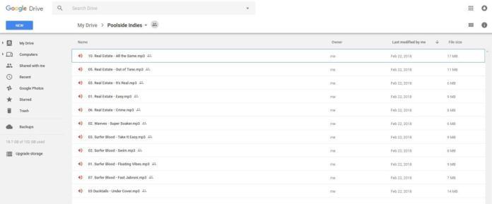googledrivemusic