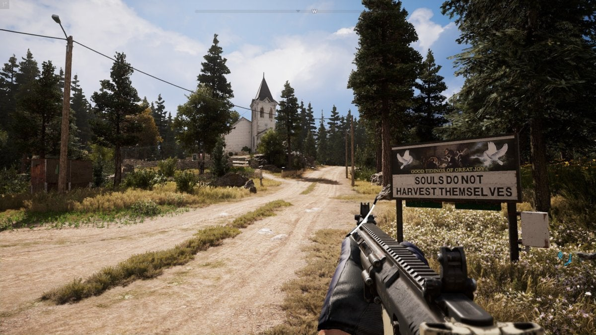 Far Cry 5 Review Rockets Red Glare PCWorld
