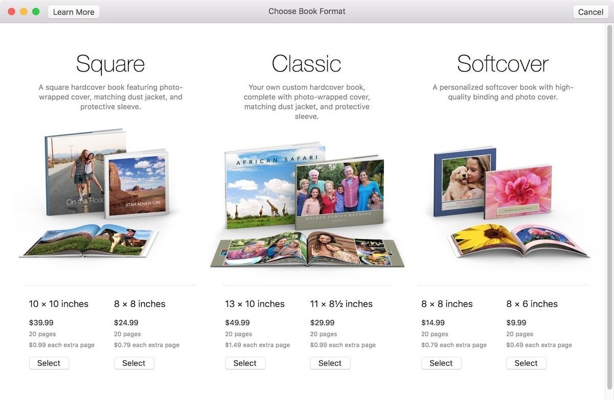 How To Create A Photo Book In Apple Photos For Mac