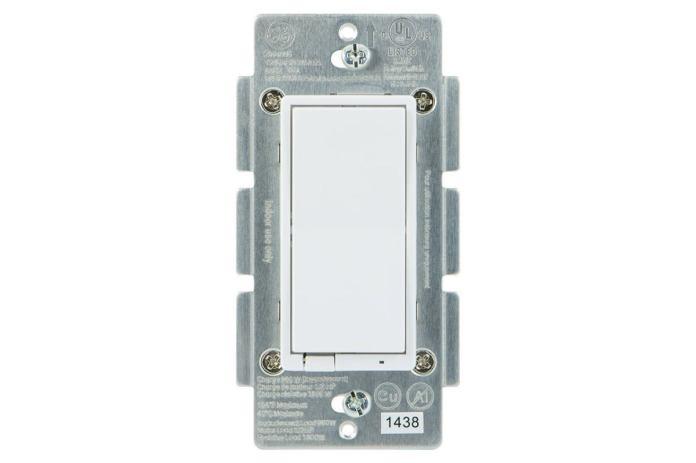 GE in-wall Z-Wave Plus smart dimmer