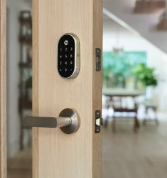 nest x yale lock review nest s first smart lock is a solid effort but it needs refinement [ 1200 x 800 Pixel ]
