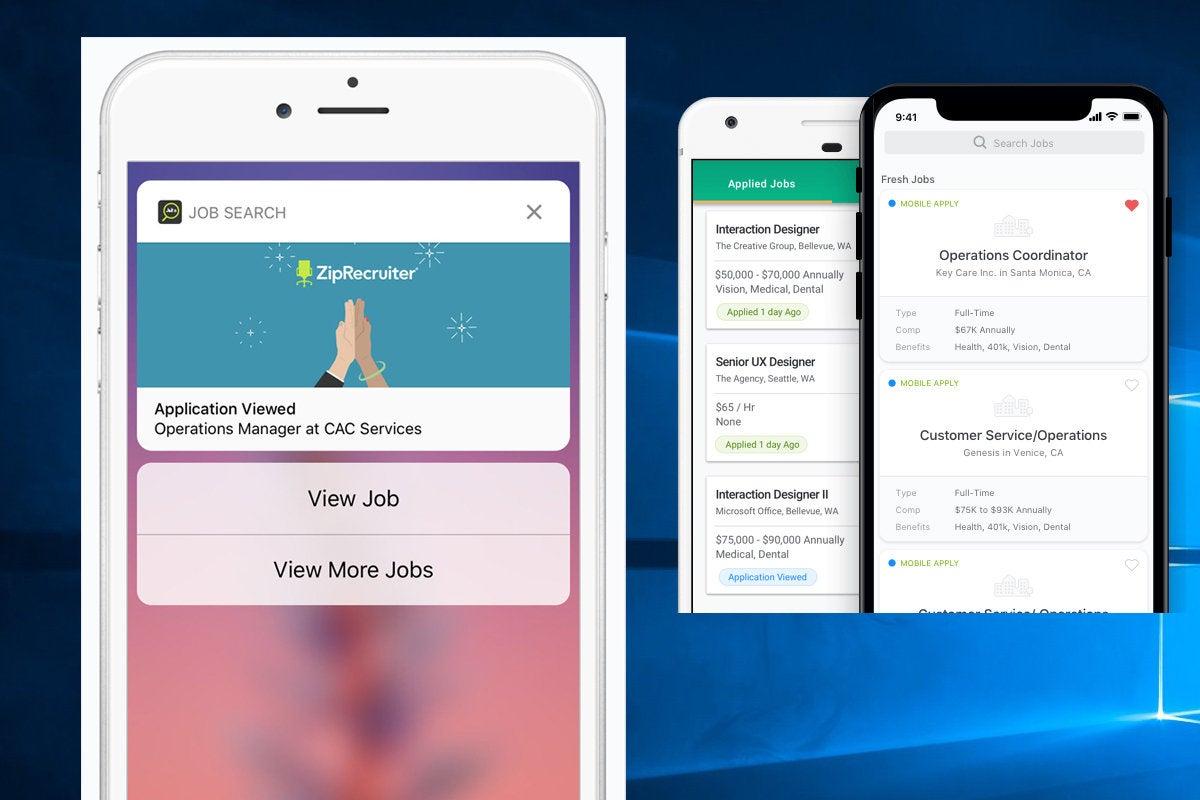 8 top job search apps  CIO