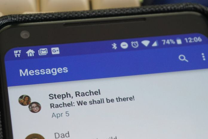 android messages hero