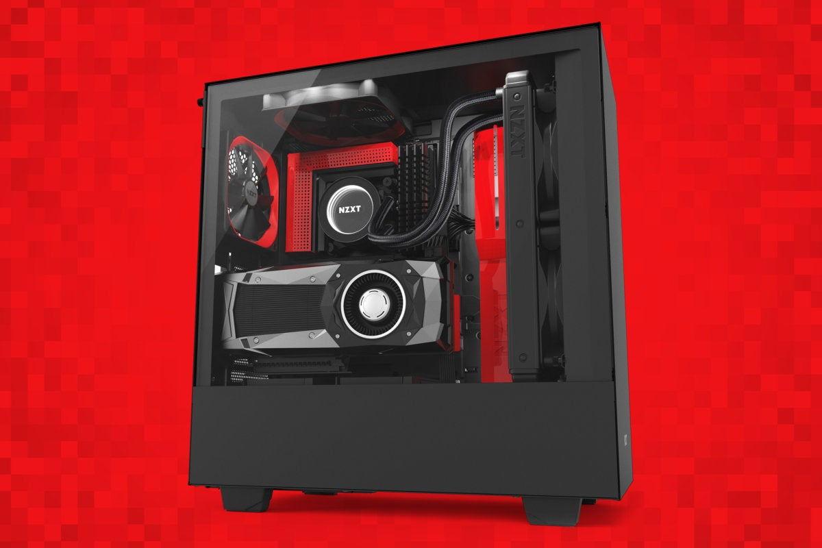 NZXT H500i review: A $100 case loaded with premium features | ITNews