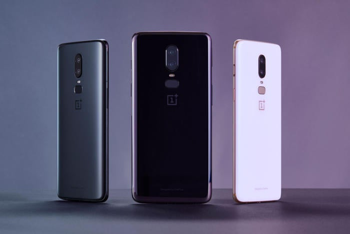 The OnePlus 6 is an iPhone X clone for nearly half the price  PCWorld