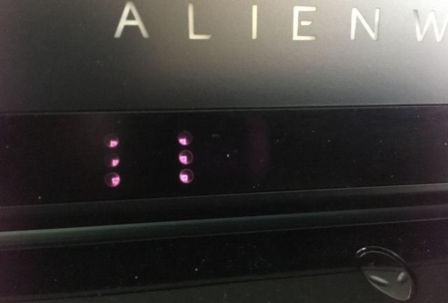 alienware lights