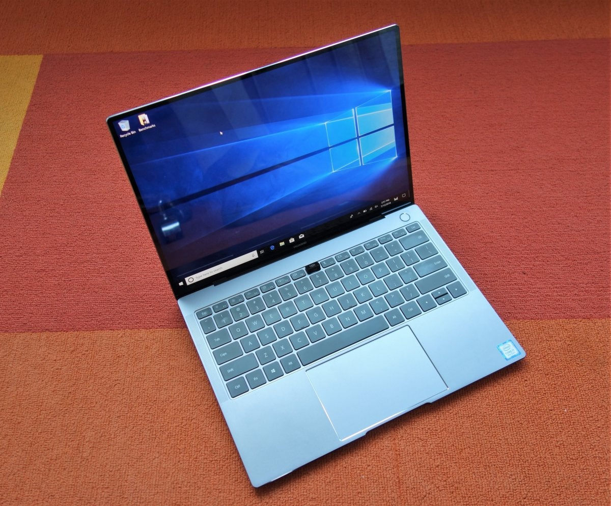 hight resolution of huawei matebook x pro primary