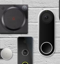 smart doorbell hub [ 2400 x 1350 Pixel ]