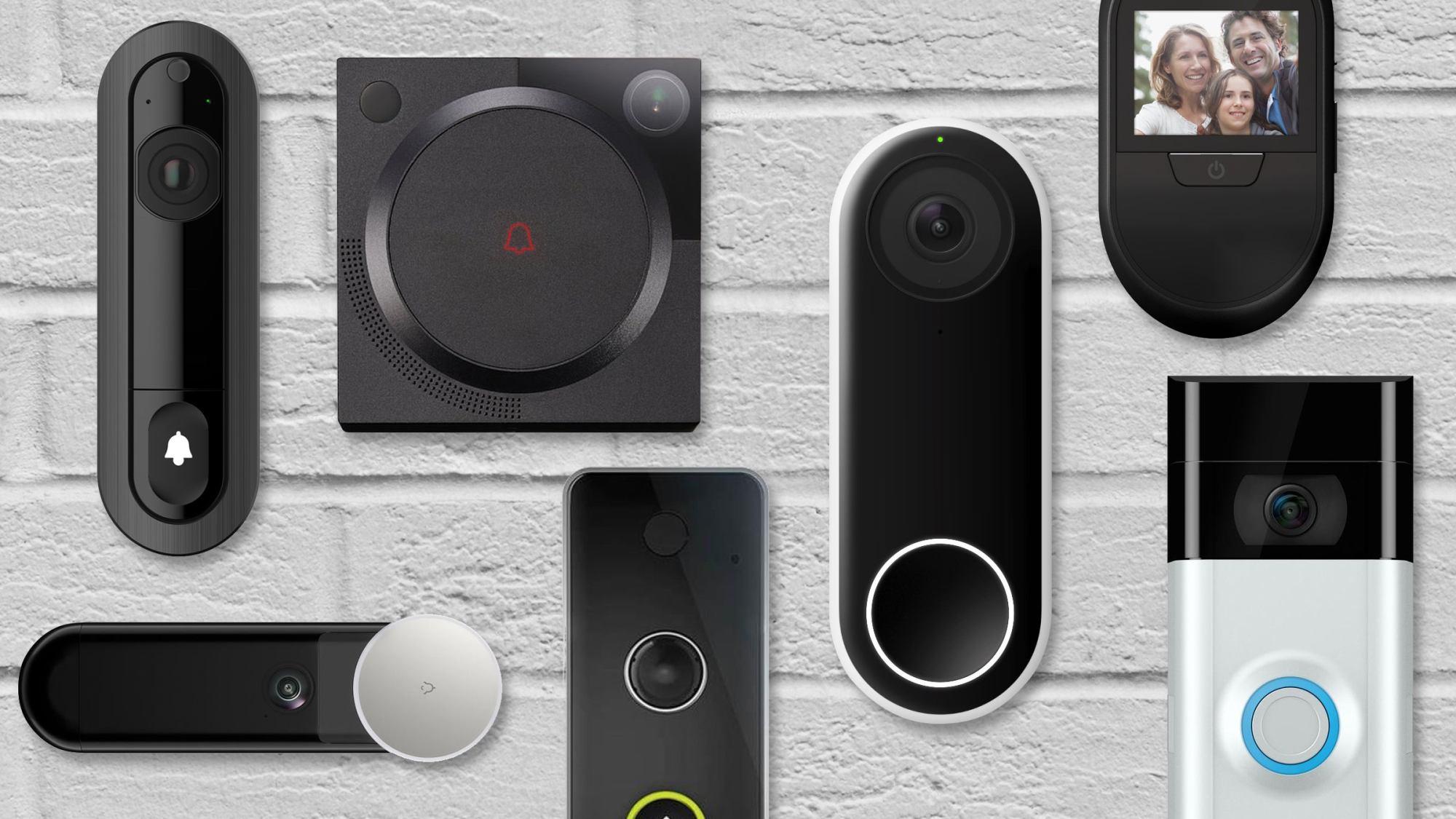 hight resolution of smart doorbell hub
