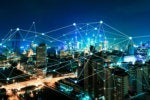 2 networks smart city iot connected