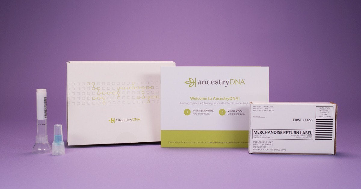 ancestrydna review the largest