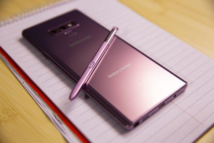 galaxy note 9 notebook