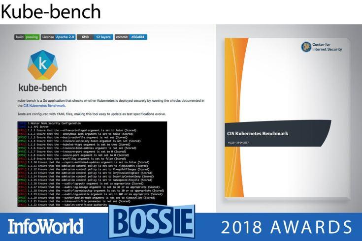 bos 2018 kube bench