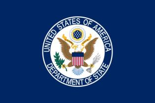 Image result for state department logo